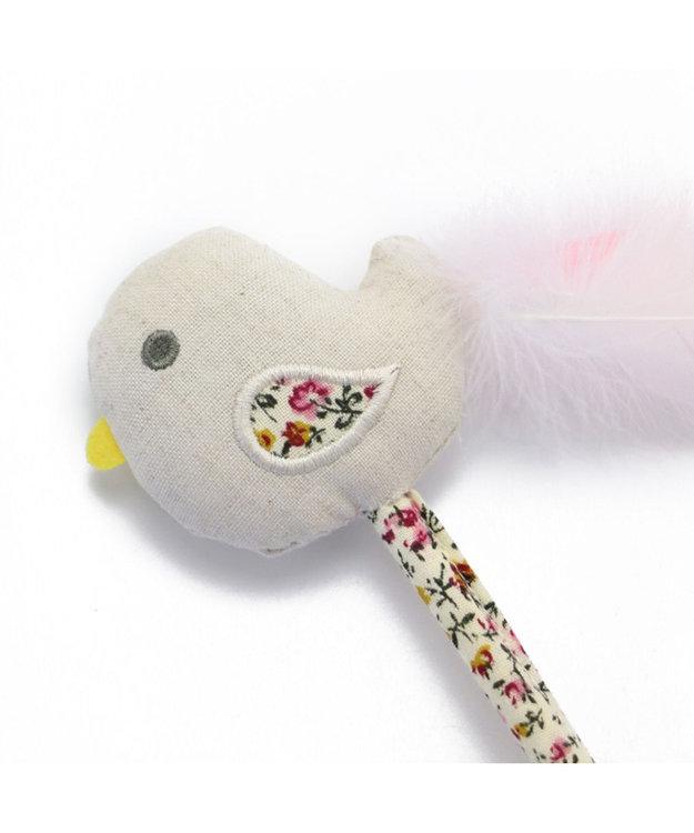 PET PARADISE ペットパラダイス  猫用おもちゃ 猫じゃらし 鳥