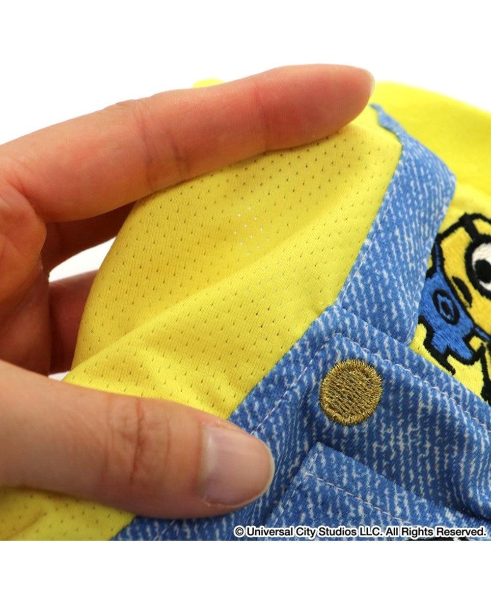 PET PARADISE ミニオン クールマックス 接触冷感 虫よけ Tシャツ〔中・大型犬〕 青