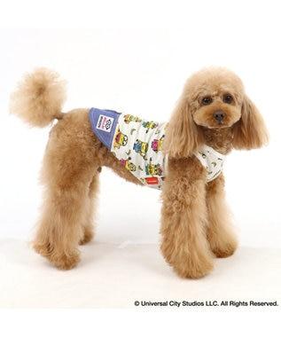 PET PARADISE ミニオン クールマックス 接触冷感 虫よけ サマー タンク〔小型犬〕 マルチカラー