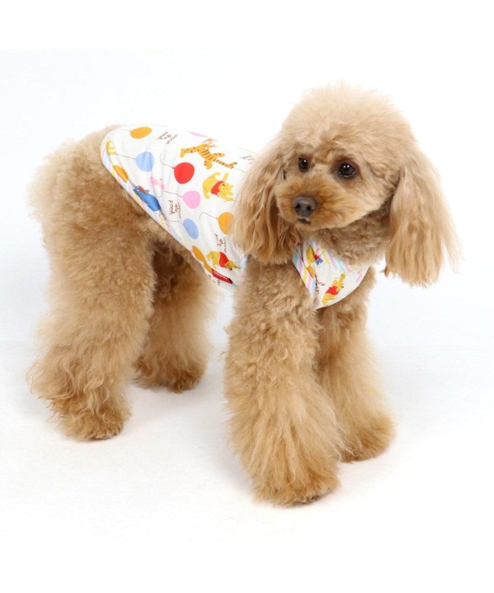 PET PARADISE ディズニー くまのプーさん クールマックス 風船 タンクトップ〔小型犬〕 マルチカラー