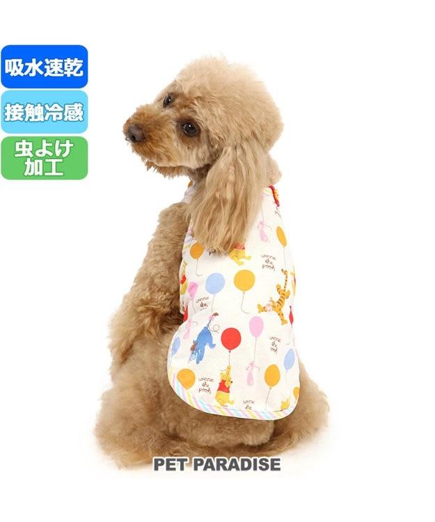 PET PARADISE ディズニー くまのプーさん クールマックス 風船 タンクトップ〔小型犬〕