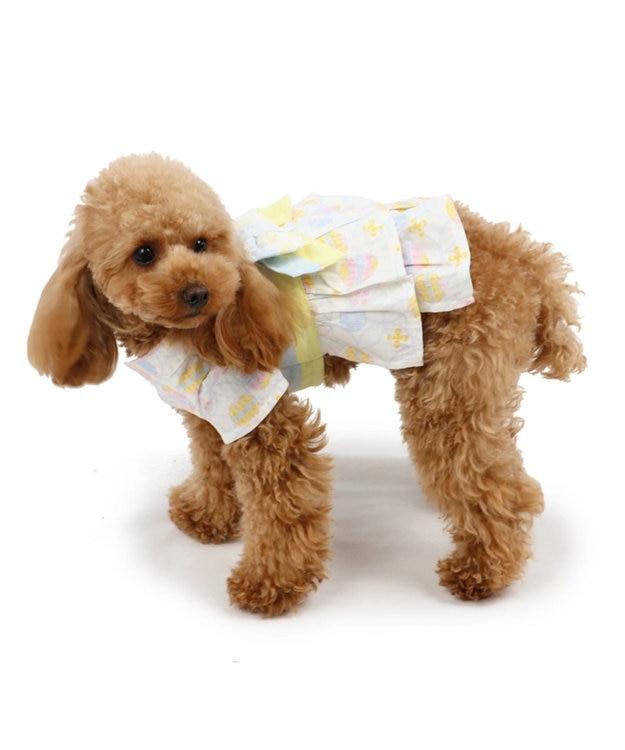 PET PARADISE ペットパラダイス 手まり柄 浴衣 〔超小型・小型犬〕