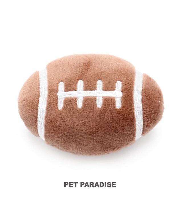PET PARADISE ペットパラダイス ラグビボール 犬用おもちゃ おもちゃ トイ