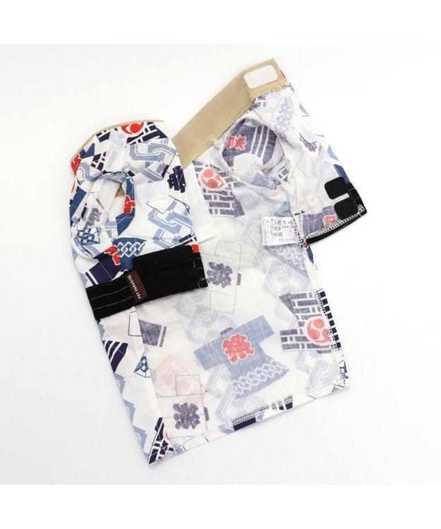 PET PARADISE ペットパラダイス 祭り 浴衣 ポケットクール 〔中・大型犬〕