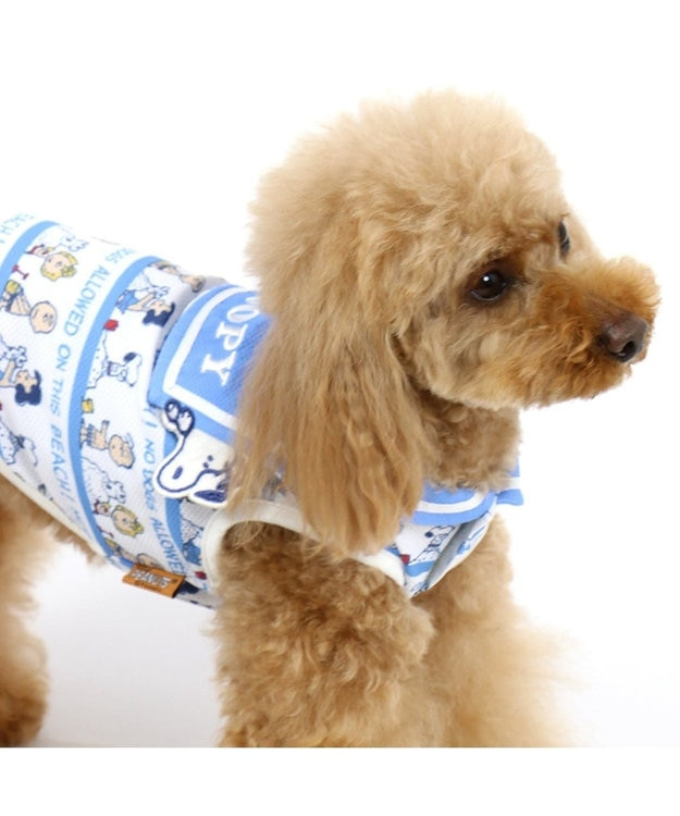 PET PARADISE スヌーピー ポケットクール タンク[小型犬]
