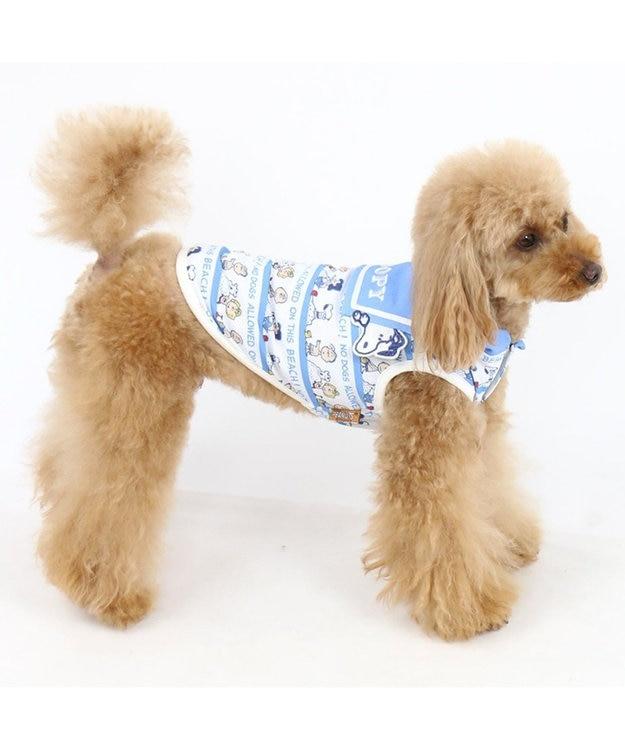 PET PARADISE スヌーピー ポケットクール タンク[中型犬]