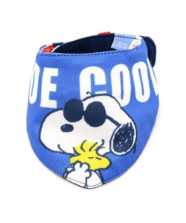 PET PARADISE スヌーピー ペット用バンダナ クール 保冷剤[小型犬]