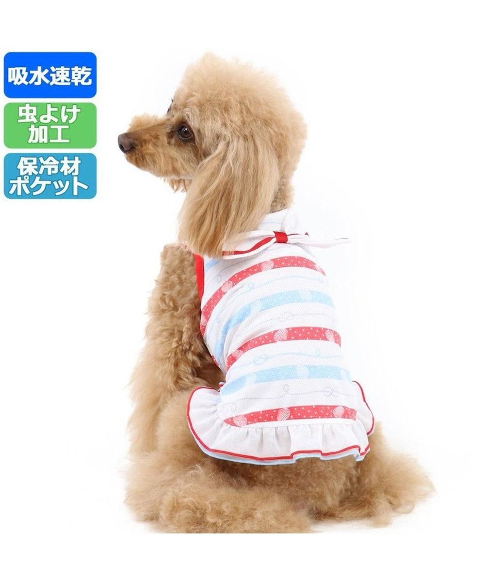 PET PARADISE ペットパラダイス セーラー タンクトップ ポケットクール[超小型・小型犬] 青