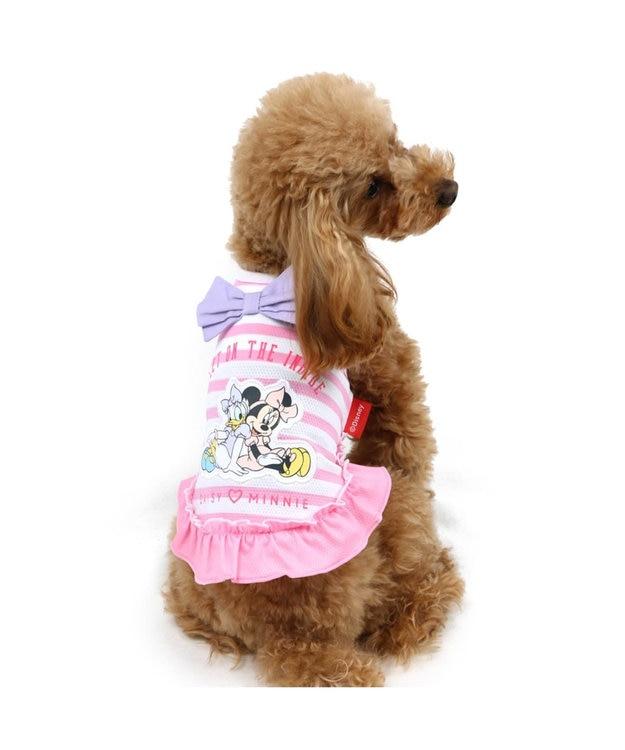 PET PARADISE ディズニー デイジー&ミニー タンクトップ ポケットクール 〔超小型・小型