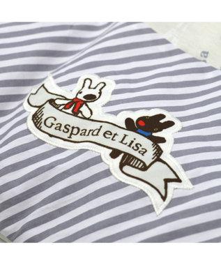 PET PARADISE リサとガスパール フレンチ クール くるっと カドラー (40×40cm) グレー