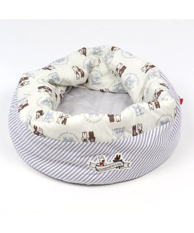 PET PARADISE リサとガスパール フレンチ クール くるっと カドラー (40×40cm)