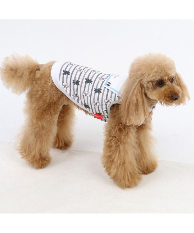 PET PARADISE リサとガスパール ポケットクール タンクトップ