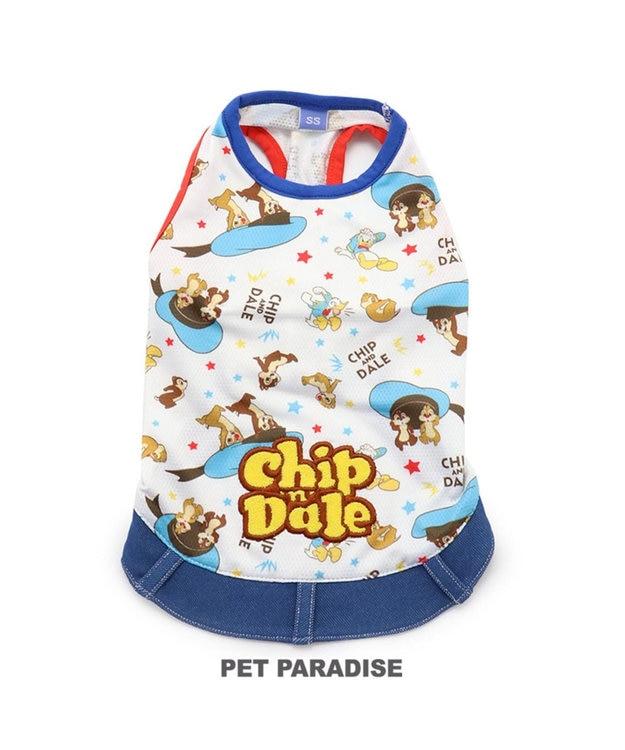 PET PARADISE チップとデール ポケットクール タンクトップ〔超小型・小型犬〕