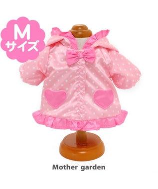 Mother garden うさももドール マスコット用きせかえ服 M 《レインコート》 0