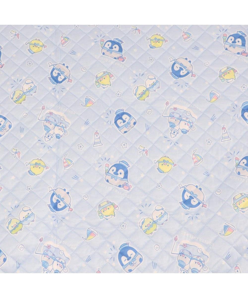 Mother garden こぴよフレンズ クール シングル 敷きパッド L 100×200 0
