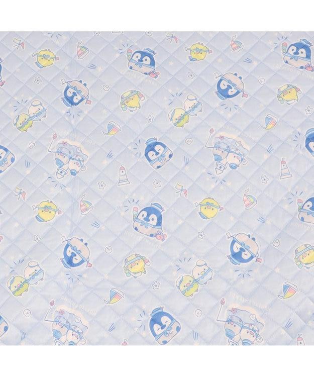 Mother garden こぴよフレンズ クール シングル 敷きパッド L 100×200