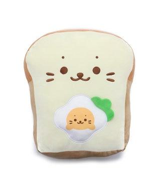 Mother garden しろたん パン派 クッション 食パン 0