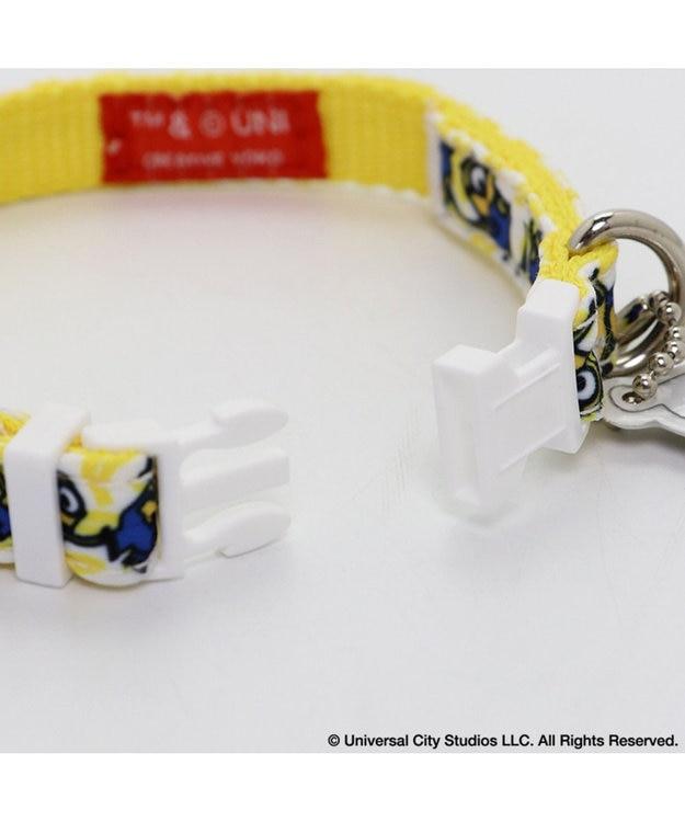 PET PARADISE ミニオン バナナ首輪 3S 〔小型犬〕 犬 犬具