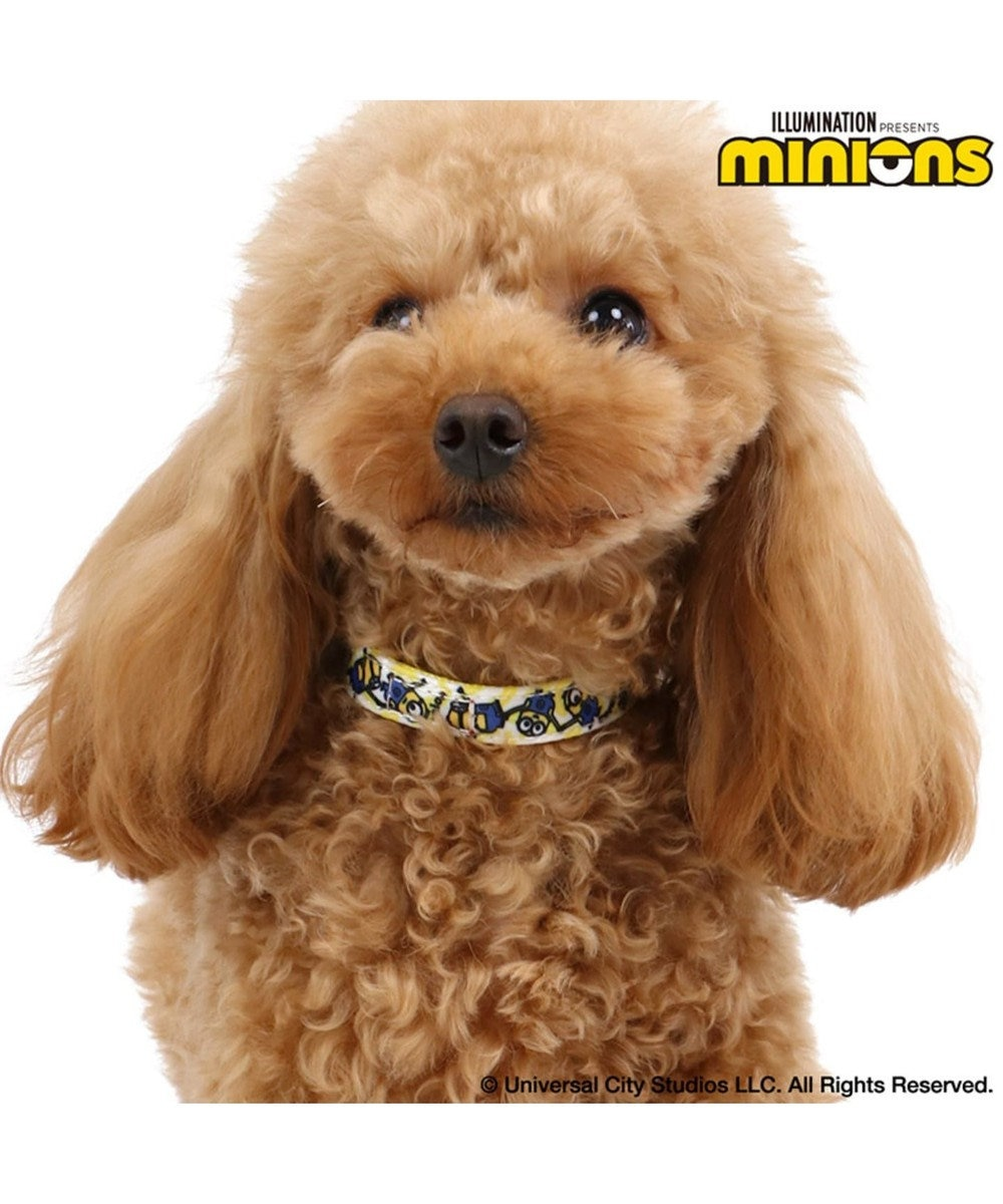 PET PARADISE ミニオン バナナ首輪 SS 〔小型犬〕 犬 犬具 黄