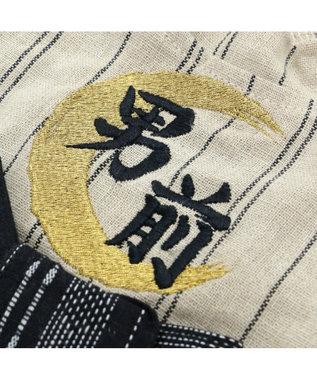 PET PARADISE ペットパラダイス 男前 浴衣 〔中型・大型犬〕 グレー