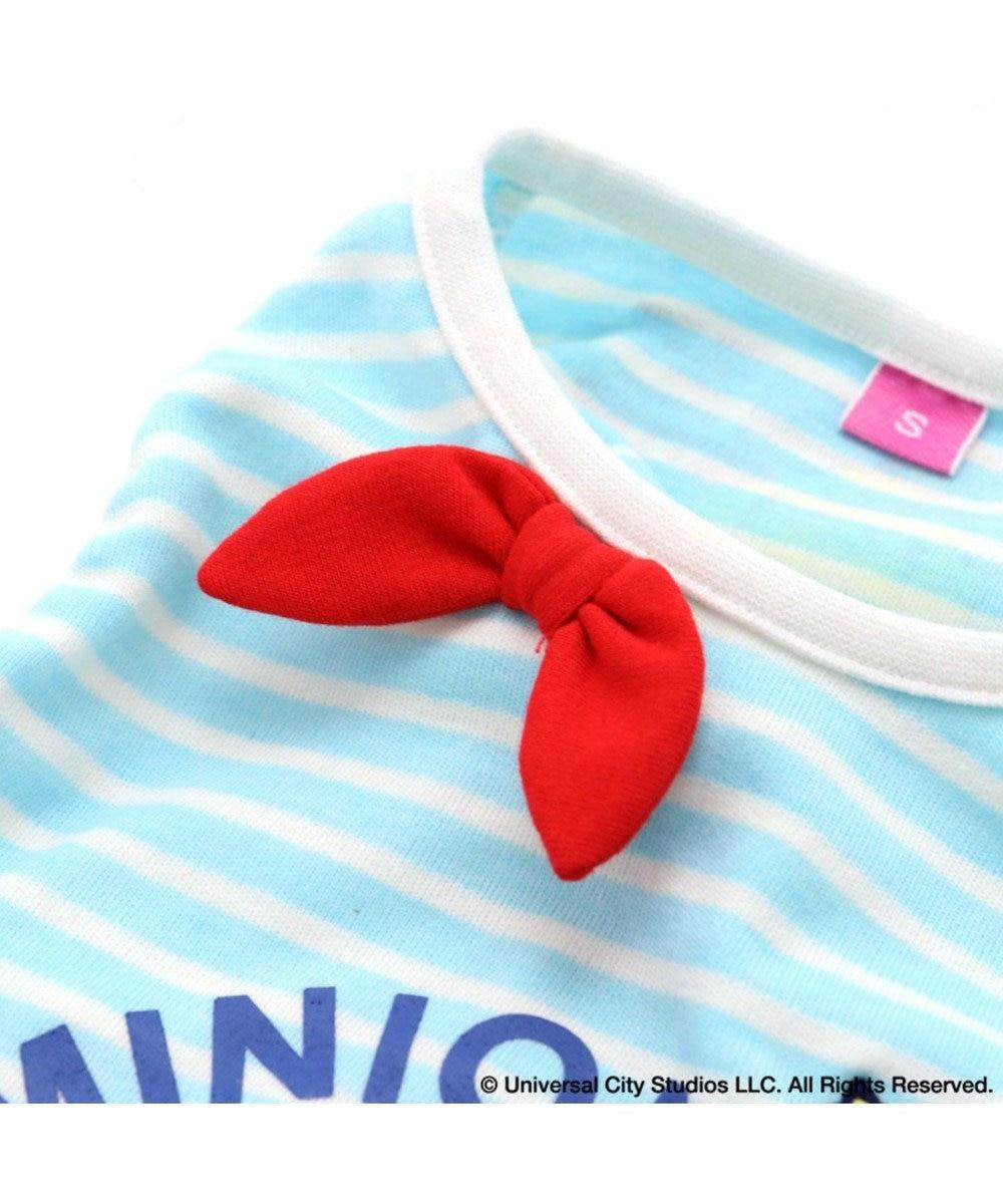PET PARADISE ミニオン エアー Tシャツ 〔小型犬〕 Minion 水色