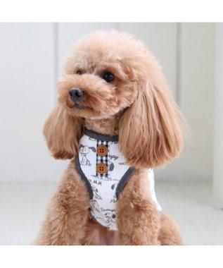PET PARADISE スヌーピー 50'S タンクトップ〔超小型・小型犬〕 白~オフホワイト