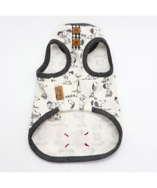 PET PARADISE スヌーピー 50'S タンクトップ〔超小型・小型犬〕