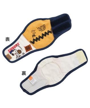 PET PARADISE スヌーピー 野球 マナーベルト〔超小型・小型犬〕 黄