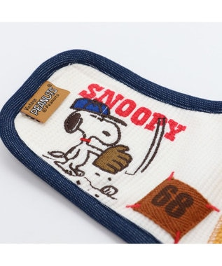 PET PARADISE スヌーピー 野球 マナーベルト 〔中・大型犬〕SM/M/L 黄