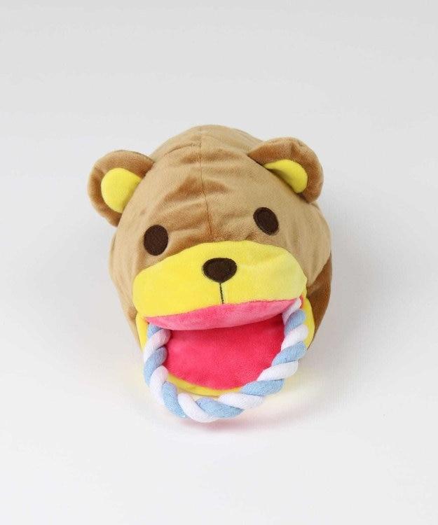 PET PARADISE ペットパラダイス 犬用おもちゃ パペットトイ くま