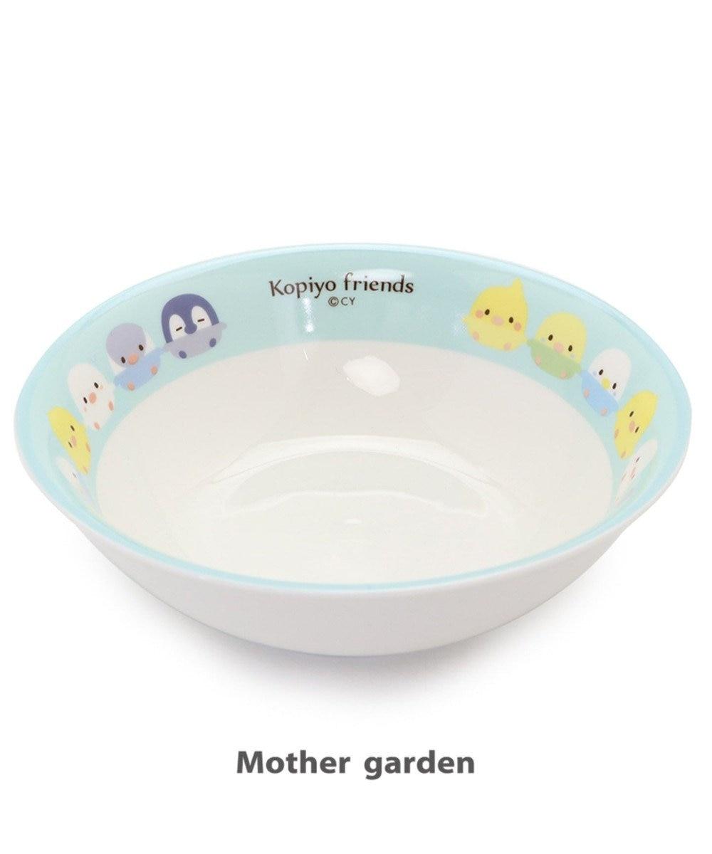 Mother garden こぴよフレンズ 丸皿 プレート 《手つなぎ柄》 0