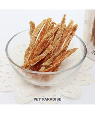 PET PARADISE 犬 おやつ 国産 フード ペットパラダイス 犬 おやつ 国産 鶏ささみ ジャーキー 細切り 50g | オヤツ 細切り 鶏肉 チキン ささみ 原材料・原産国