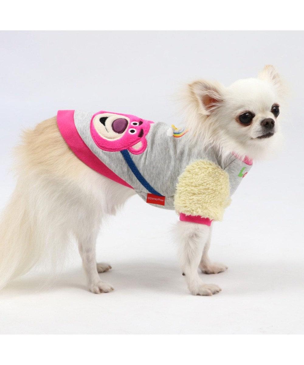 PET PARADISE ディズニー トイ・ストーリー  ロッツォ トレーナー 〔小型犬〕 グレー