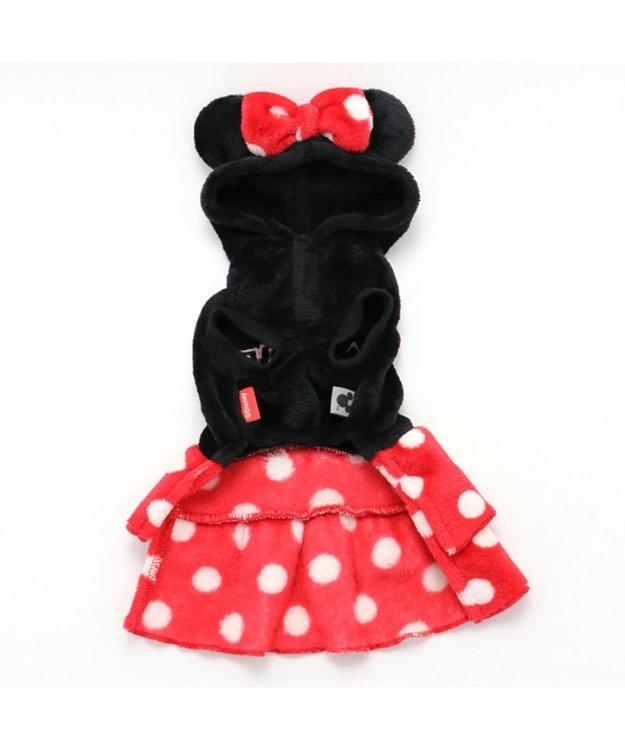 PET PARADISE ディズニー ミニーマウス ロゴ柄 なりきりミニー 〔超・小型犬〕
