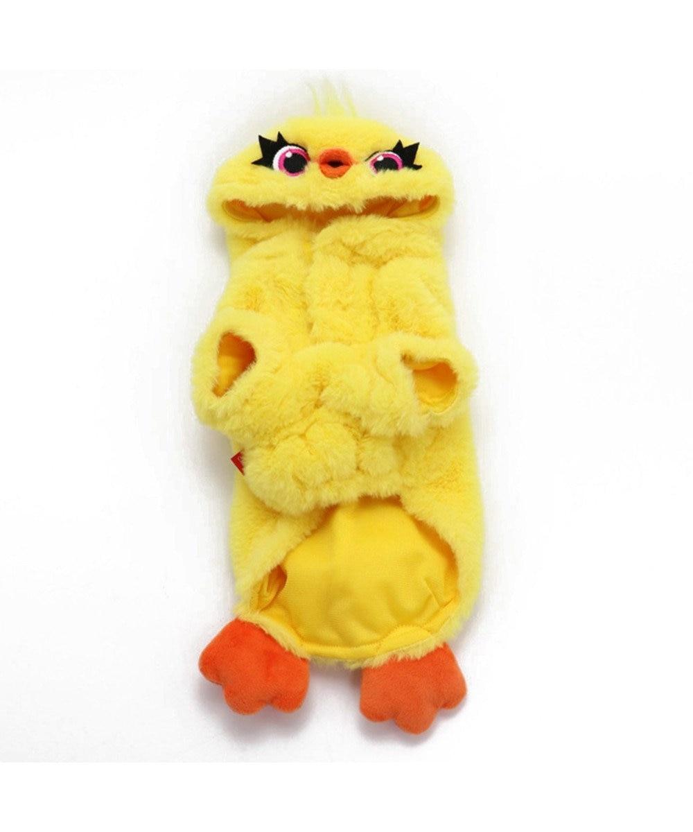 PET PARADISE ディズニートイ・ストーリー なりきりダッキー 〔超小型・小型犬〕 黄