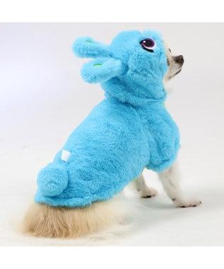 PET PARADISE ディズニー トイ・ストーリー なりきりバニー 〔超小型・小型犬〕 水色