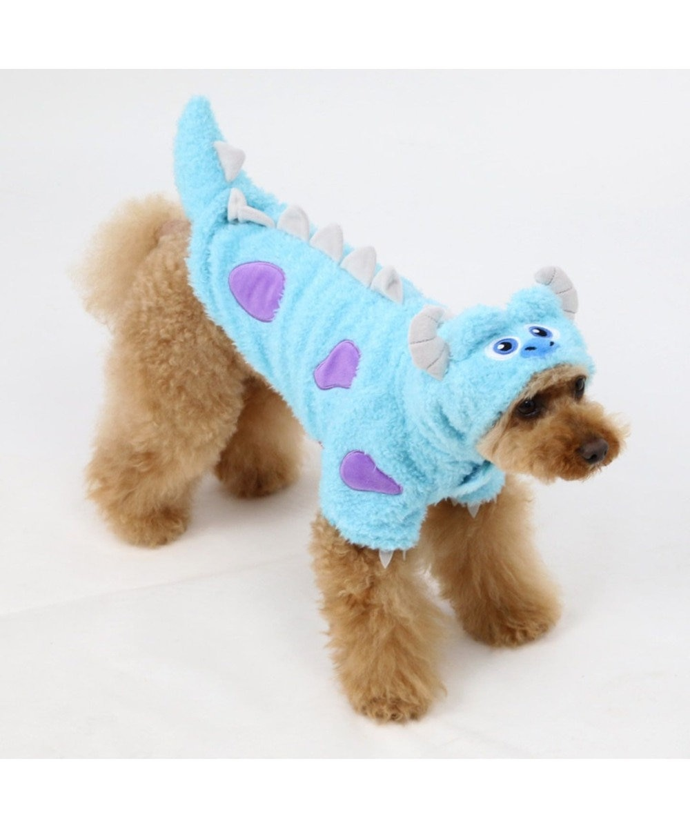 PET PARADISE ディズニー モンスターズインク なりきりサリー 〔超・小型犬〕 水色