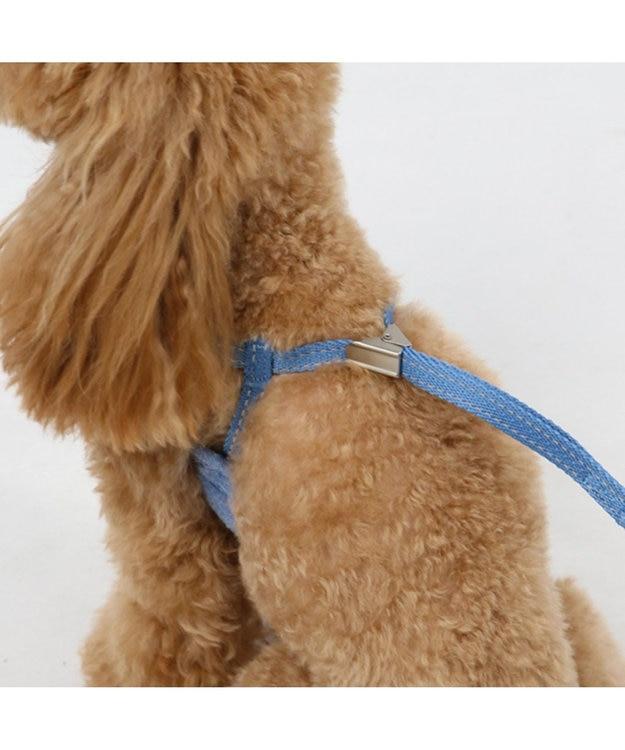 PET PARADISE ペットパラダイス フリル ハーネスリード ペットSS〔小型犬〕