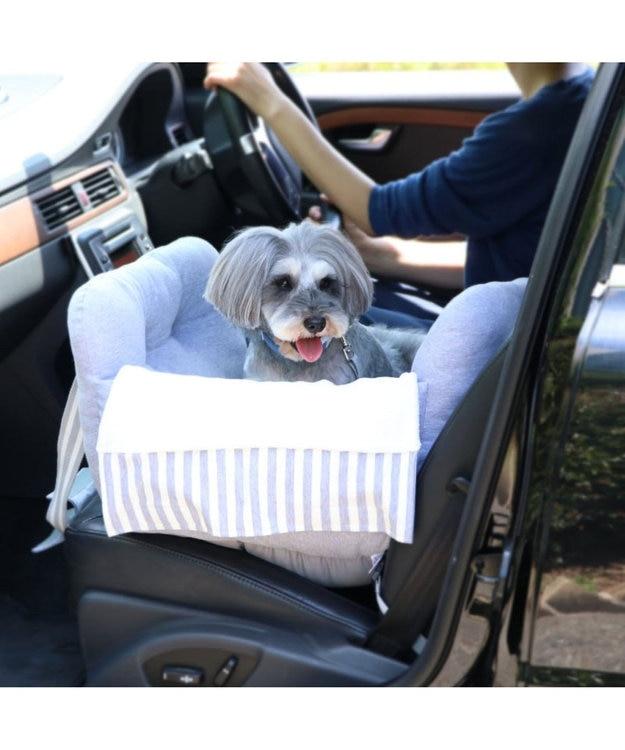 PET PARADISE ペットパラダイスペット ベッド ドライブ キャリーバッグ《カーキ》 【小型犬 】 犬 ドライブ ボックス ドライブシート ドライブベット ドライブベッド ドライブカドラー キャリーバッグ お出掛け 移動 車 おしゃれ かわいい ふわふわ 春 夏 秋 冬