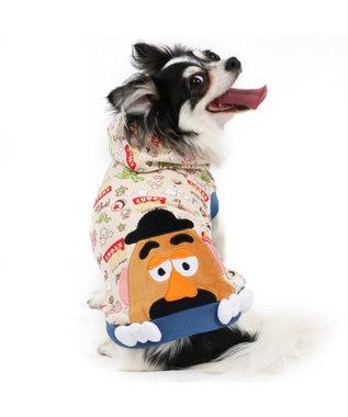 PET PARADISE トイ・ストーリー  ポテトヘッド パーカー〔超小型・小型犬〕 グレー