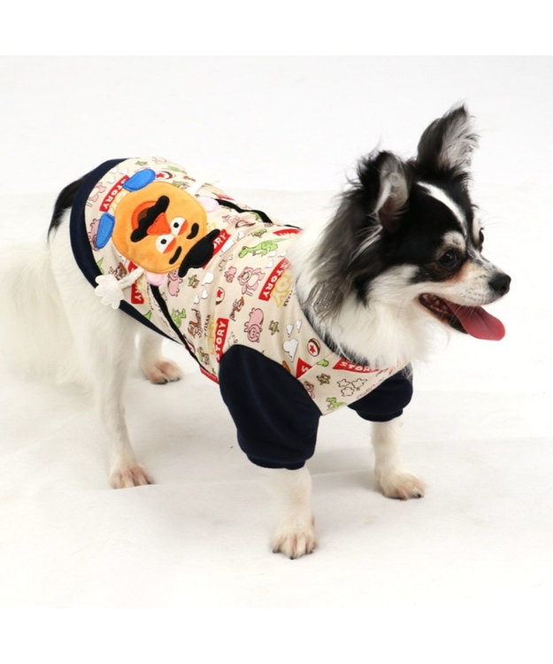 PET PARADISE トイ・ストーリー ポテトヘッド トレーナー〔超小型・小型犬〕