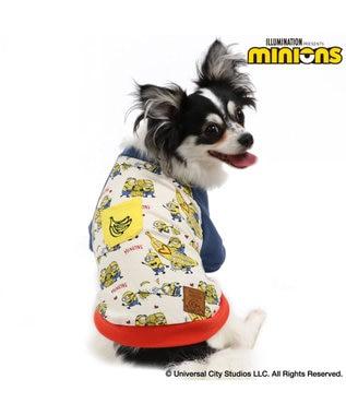 PET PARADISE ミニオン バナナラン トレーナー〔超小型・小型犬〕 マルチカラー