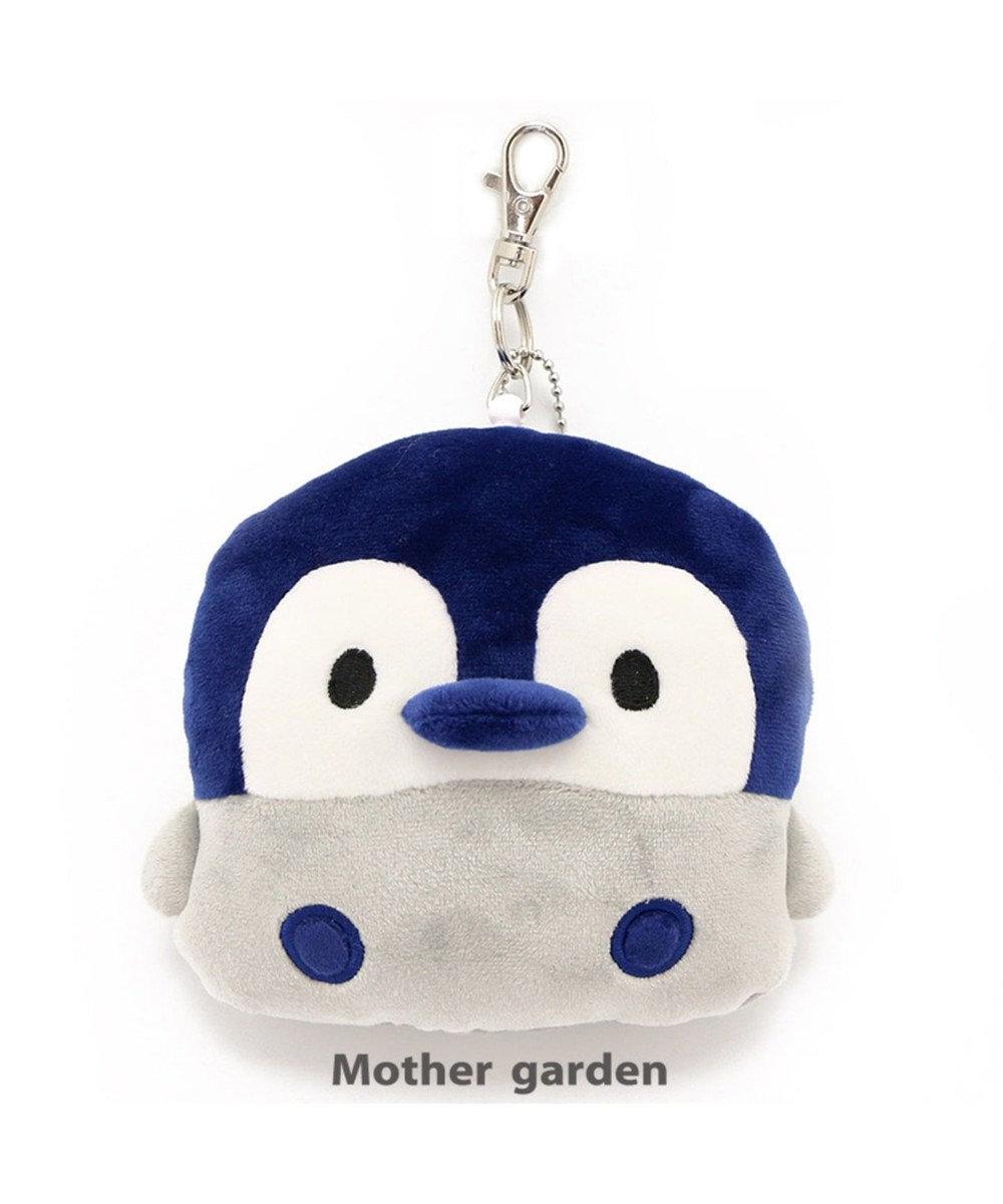 Mother garden こぴよフレンズ リール付き パスケース 《こねむ》 0
