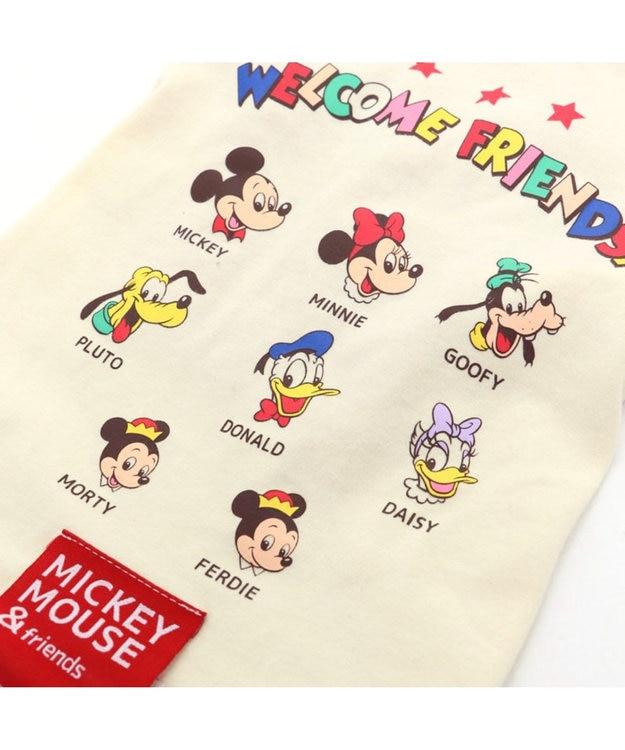 PET PARADISE ディズニー ミッキーマウス フレンズ柄Tシャツ〔超小型・小型犬〕