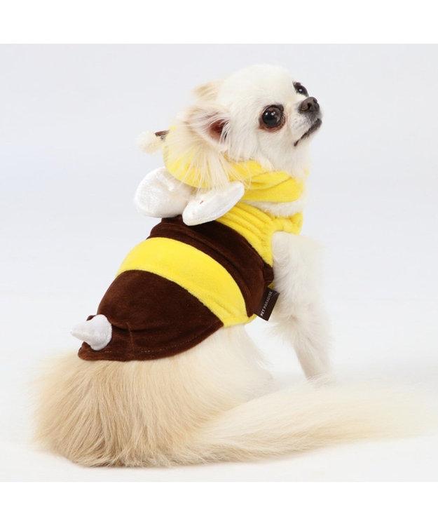 PET PARADISE ペットパラダイス 蜂ふわパーカー〔中型犬〕