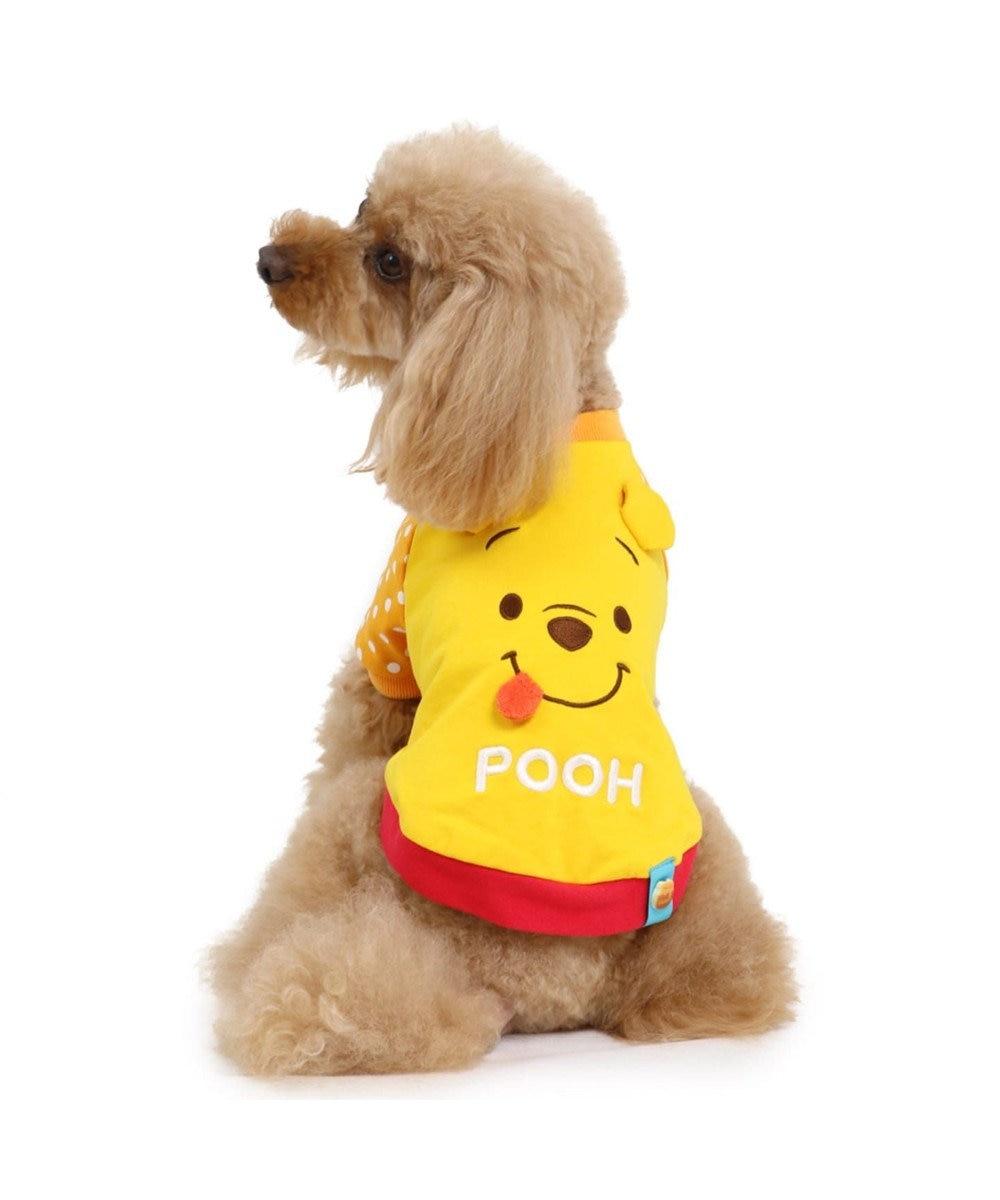 PET PARADISE ディズニー プーさん フェイストレーナー 〔超小型・小型犬〕 オレンジ