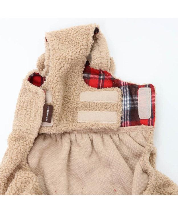 PET PARADISE ペットパラダイス くまパンツ付き上下 〔超小型・小型犬〕