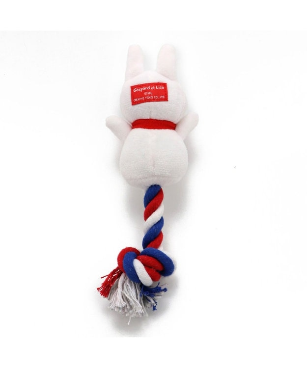 PET PARADISE リサとガスパール ロープおもちゃ トイ TOY