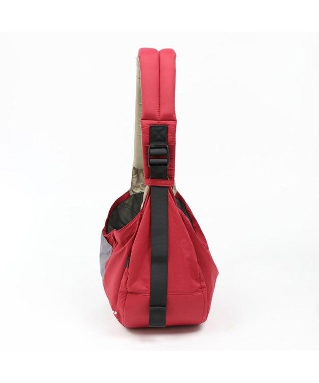 PET PARADISE ペットパラダイス エアスリング 赤〔小型犬〕