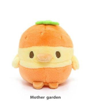 Mother garden こぴよフレンズ フルーツマスコット 《こぴよ ミカン》 0